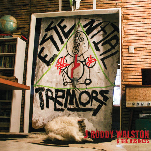 J RODDY & THE BUSINESS WALSTON ESSENTIAL TREMORS LP VINYL NEW (US) 33RPM
