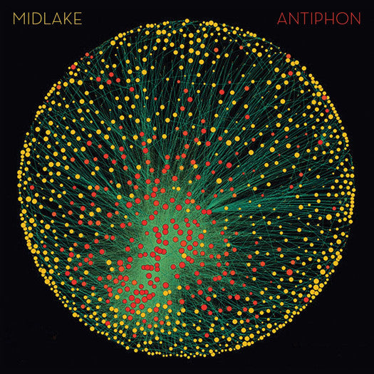 MIDLAKE ANTIPHON LP VINYL NEW (US) 33RPM