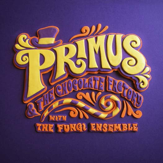 PRIMUS PRIMUS & THE CHOCOLATE FACTORY LP VINYL NEW 33RPM