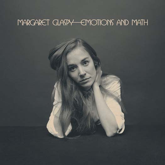 MARGARET GLASPY Emotions and Math LP Vinyl NEW 2016