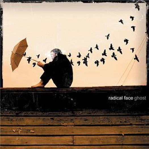 RADICAL FACE GHOST LP VINYL NEW (US) 33RPM
