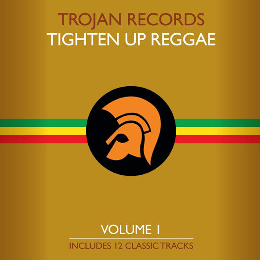 BEST OF TIGHTEN UP REGGAE 1 VARIOUS LP VINYL NEW (US) 33RPM