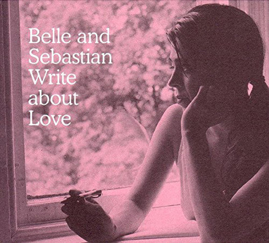 BELLE AND SEBASTIAN WRITE ABOUT LOVE LP VINYL NEW 2014 33RPM