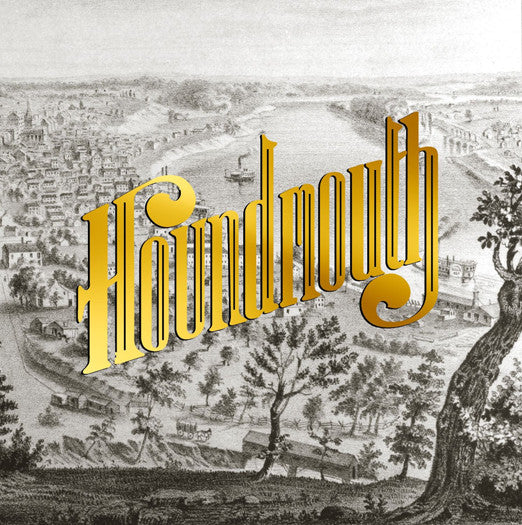HOUNDMOUTH FROM THE HILLS BELOW THE CITY LP VINYL NEW 2013 33RPM