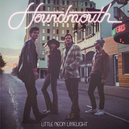 HOUNDMOUTH LITTLE NEON LIMELIGHT LP VINYL NEW 2015 33RPM