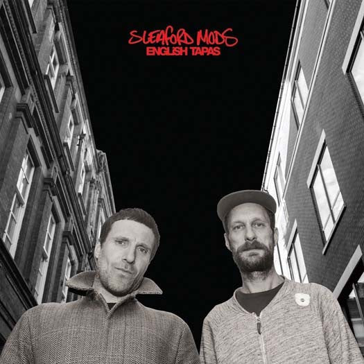 SLEAFORD MODS English Tapas LP Vinyl NEW 2017