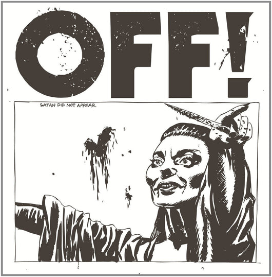 OFF OFF LP VINYL 33RPM NEW