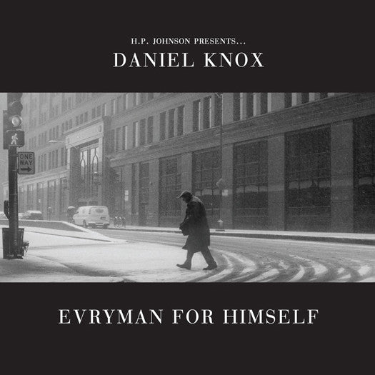 DANIEL KNOX EVRYMAN FOR HIMSELF LP VINYL NEW (US) 33RPM