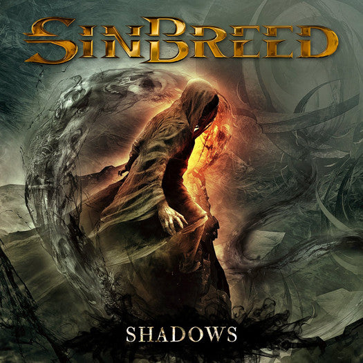 SINBREED SHADOWS LP VINYL NEW (US) 33RPM DARK GREEN