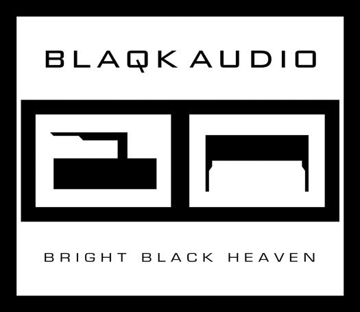 BLAQK AUDIO BRIGHT BLACK HEAVEN LP VINYL NEW (US) 33RPM