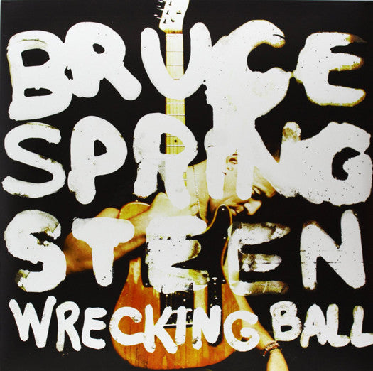 BRUCE SPRINGSTEEN WRECKING BALL LP VINYL LTD ED LP VINYL AND CD NEW