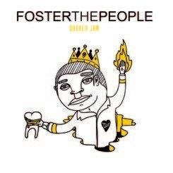 FOSTER THE PEOPLE BROKEN JAW 7INCH VINYL SINGLE NEW
