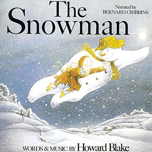 HOWARD BLAKE The Snowman Soundtrack x2 LP Vinyl NEW
