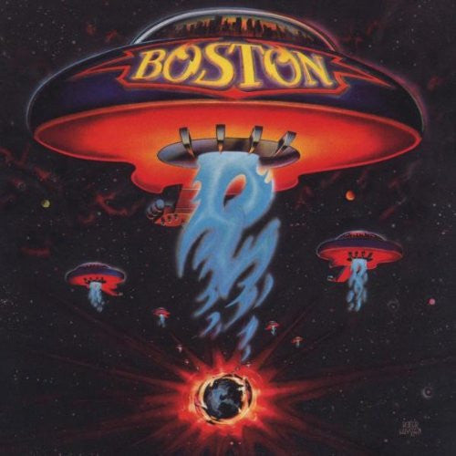 BOSTON BOSTON LP VINYL 33RPM NEW