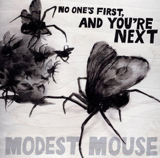 MODEST MOUSE NO ONE'S FIRST & YOU'RE NEXT (DLI) LP VINYL NEW (US) 33RPM