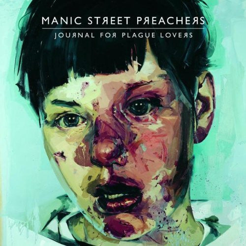 MANIC STREET PREACHERS JOURNAL FOR PLAGUE LOVERS LP VINYL 33RPM NEW
