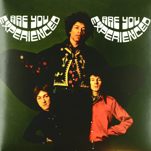JIMI HENDRIX EXPERIENCE ARE YOU EXPERIENCED 180GM LP VINYL 33RPM NEW 2LP