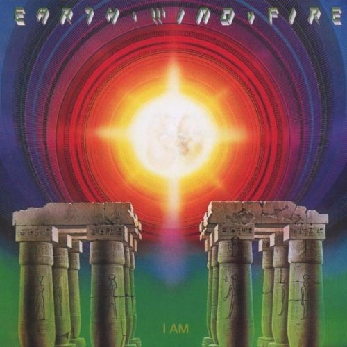 EARTH WIND AND FIRE I AM LP VINYL 33RPM NEW
