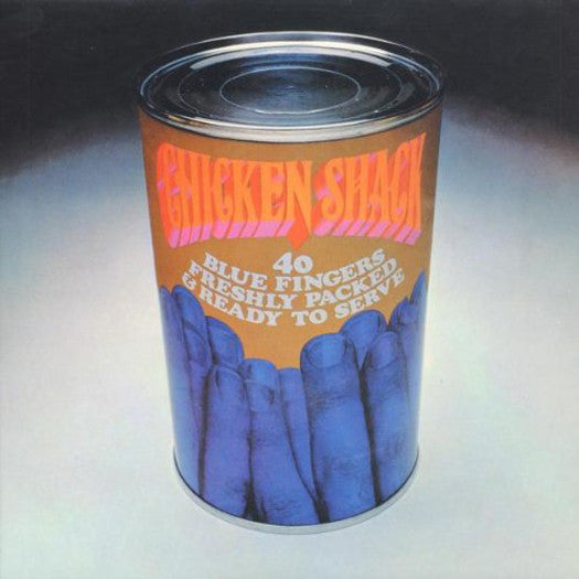 CHICKEN SHACK 40 BLUE FINGERS PACKED AND READY TO SERVE LP VINYL NEW