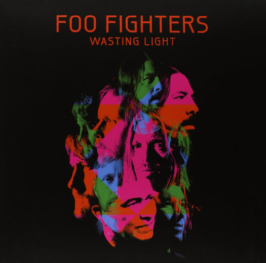 FOO FIGHTERS Wasting Light LP Vinyl NEW 33RPM