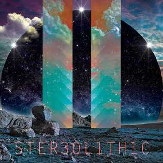 311 STEREOLITHIC LP VINYL NEW (US) 33RPM