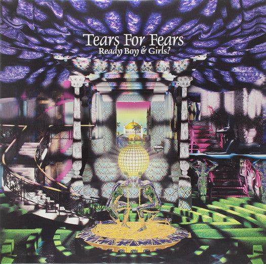 TEARS FOR FEARS READY BOYS & GIRLS 10 INCH LP VINYL NEW (US) 33RPM