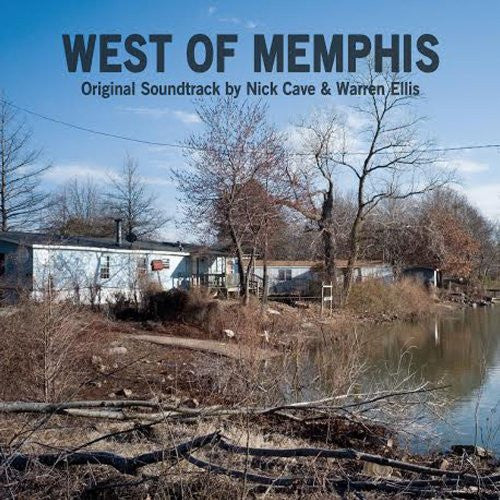 NICK CAVE AND WARREN ELLIS WEST OF MEMPHIS LP VINYL  NEW WHITE LP VINYL