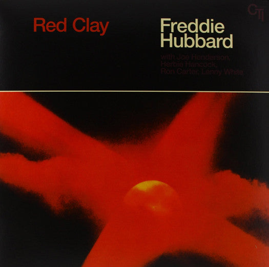 FREDDIE HUBBARD RED CLAY LP VINYL NEW (US) 33RPM