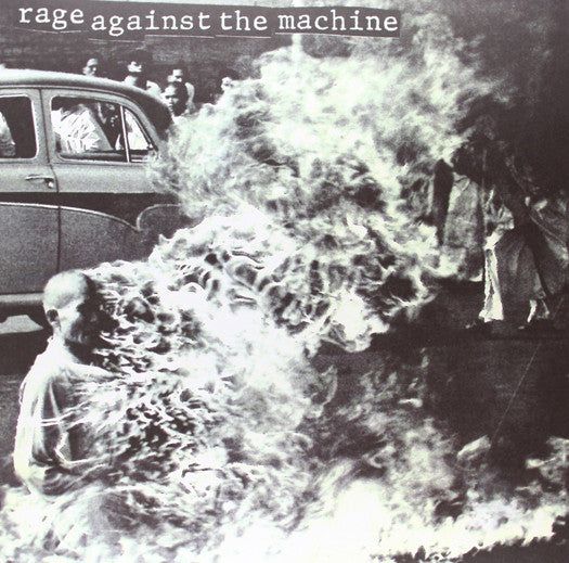 RAGE AGAINST THE MACHINE XX LP VINYL NEW (US) 33RPM
