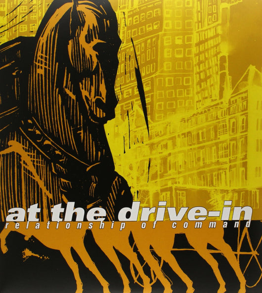 AT THE DRIVE TO IN RELATIONSHIP OF COMMAND DOUBLE LP VINYL 33RPM NEW