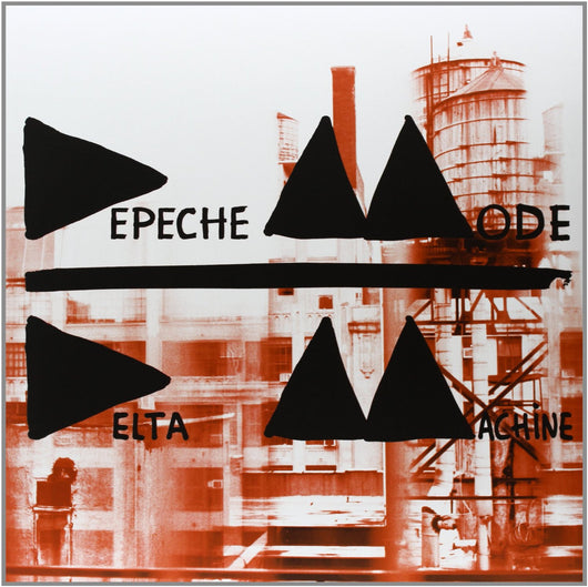 DEPECHE MODE DELTA MACHINE LP VINYL 33RPM NEW