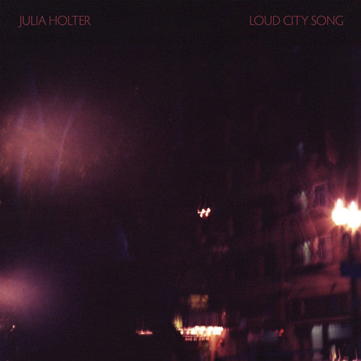 JULIA HOLTER LOUD CITY SONG LP VINYL NEW 2013 33RPM