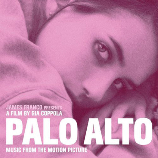 MUSIC FROM THE MOTION PICTURE PALO ALTO LP VINYL NEW 33RPM 2014