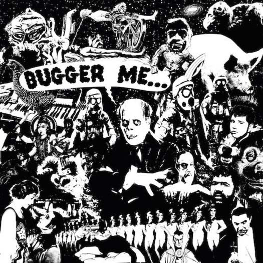 SAM COOMES Bugger Me INDIE EXCLUSIVE Limited Ed LP Vinyl NEW 2016