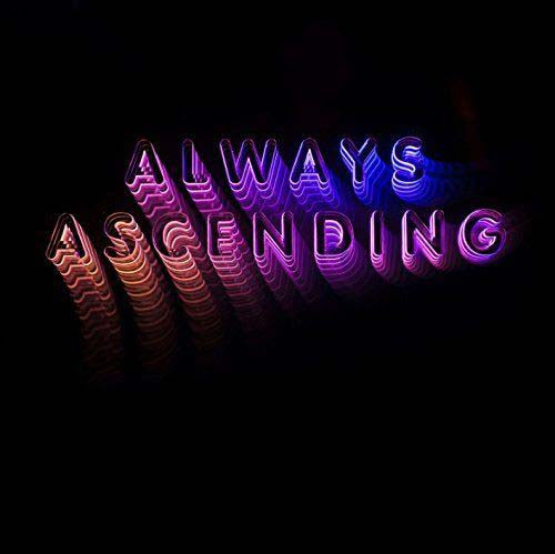 FRANZ FERDINAND Always Ascending LP Indies Pink Vinyl NEW 2018