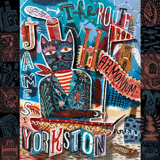 James Yorkston Route to the Harmonium Coloured Vinyl LP New 2019