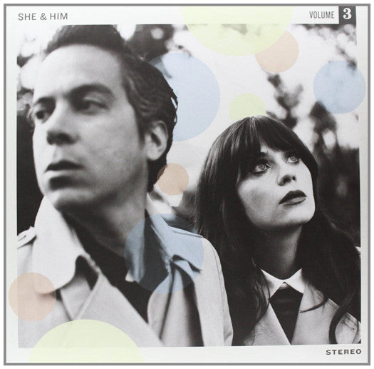 SHE AND HIM VOLUME 3 LP VINYL NEW 2013 33RPM