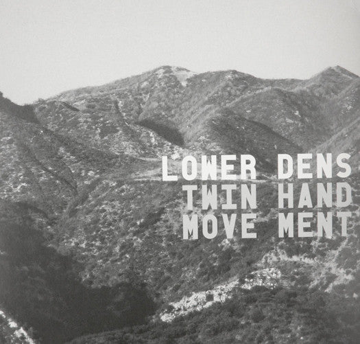LOWER DENS TWIN-HAND MOVEMENT LP VINYL NEW (US) 33RPM