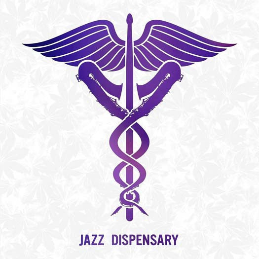 JAZZ Dispensary PURPLE FUNK LP Vinyl NEW 2016