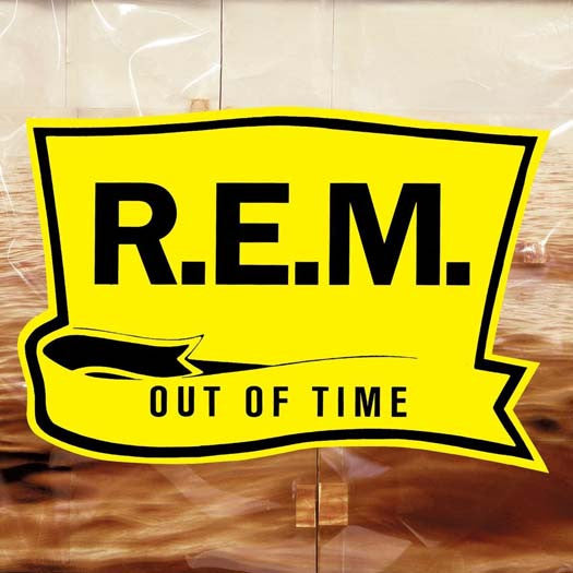 REM Out Of Time 3LP Vinyl 25th Anniversary Edition NEW 2016