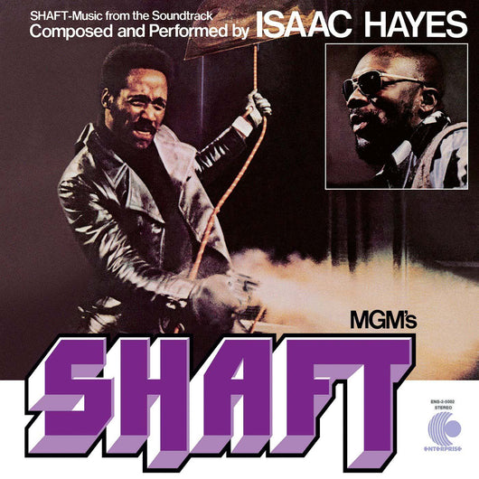 ISAAC HAYES Shaft LP Vinyl NEW 2018