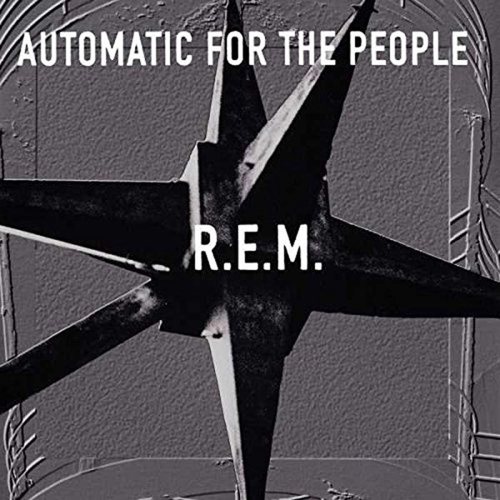 REM Automatic For The People Vinyl LP 25th Anniversary Edition 2017