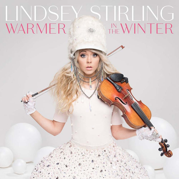 LINDSEY STIRLING Warmer in the Winter LP Vinyl NEW 2017