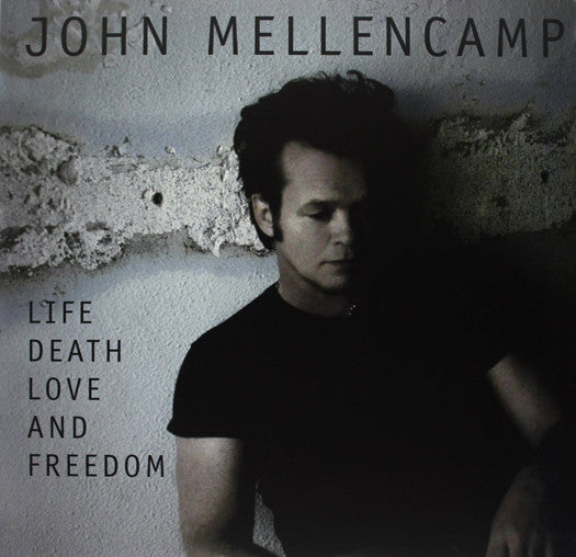 JOHN MELLENCAMP LIFE DEATH LOVE & FREEDOM LP VINYL NEW (US) 33RPM