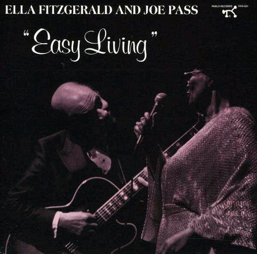 ELLA FITZGERALD JOE EASY LIVING ORIGIN CD NEW 33RPM NEW