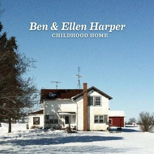 BEN HARPER ELLEN HARPER CHILDHOOD HOME LP VINYL 33RPM NEW