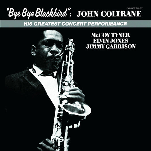 JOHN COLTRANE BYE BYE BLACKBIRD LP VINYL NEW (US) 33RPM