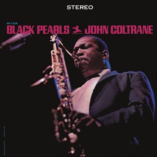JOHN COLTRANE BLACK PEARLS LP VINYL NEW 2015 180GM REMASTER REISSUE