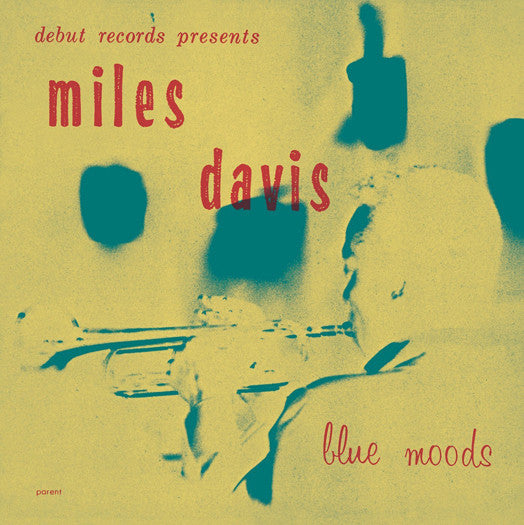 MILES DAVIS BLUE MOODS LP VINYL NEW 33RPM