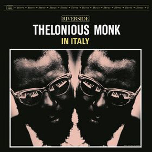 THELONIOUS MONK IN ITALY VINYL LP VINYL NEW 180GM 2015